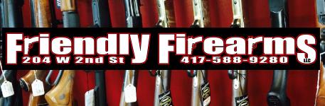 Friendly Firearms in Lebanon Missouri